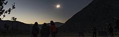 Wo können Sie die nächste große Sonnenfinsternis erleben