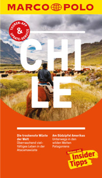 MARCO POLO – Reiseführer Chile