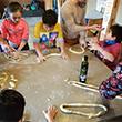 Arbeit mit sozial benachteiligten Kindern